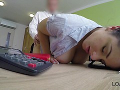 wifelovers porn of Alex who sells her asshole for some money